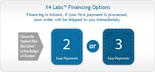 x4 financing options
