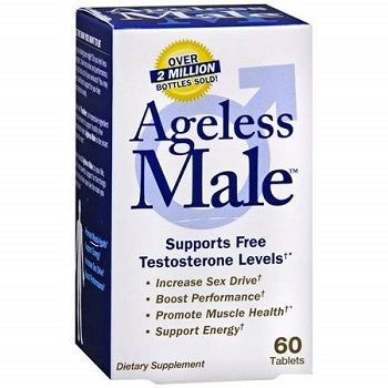 Does Ageless Male WORK