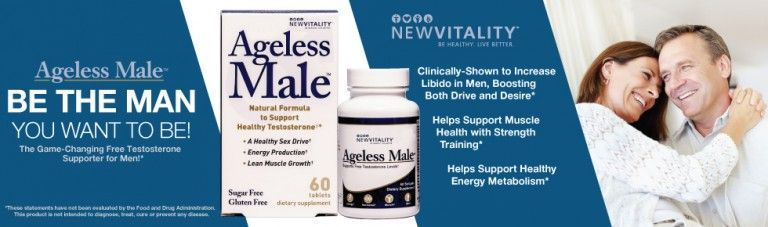review-of-ageless-male